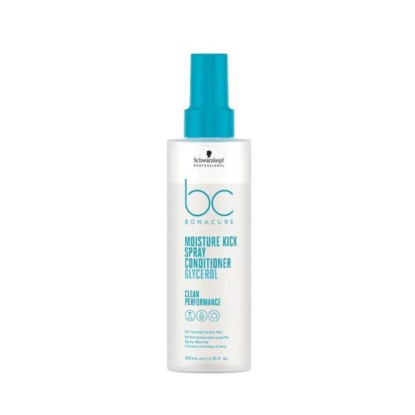 Schwarzkopf Bonacure Hyaluronic Moisture Kick hidratáló balzsam spray 200 ml