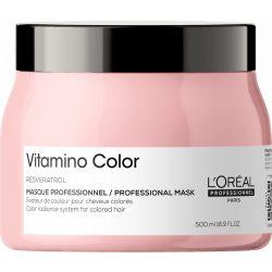 L'Oréal Série Expert Vitamino Color A-OX zselépakolás festett hajra 500ml