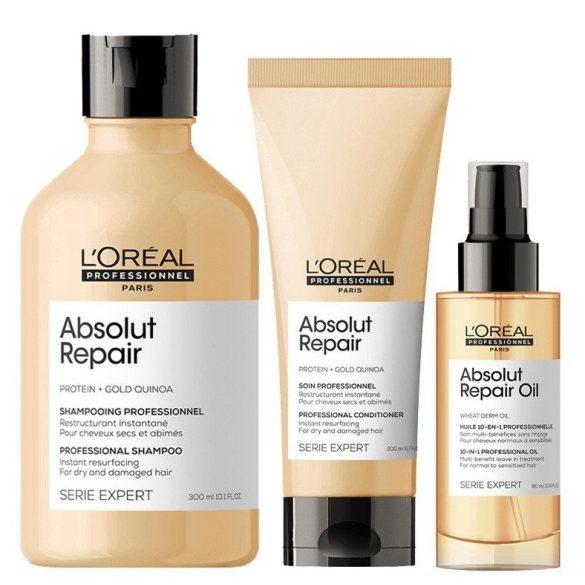 L'Oréal Série Expert Absolut Repair sampon erősen igénybevett hajra 500 ml