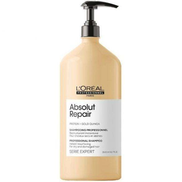 L'Oréal Série Expert Absolut Repair sampon erősen igénybevett hajra 1500 ml