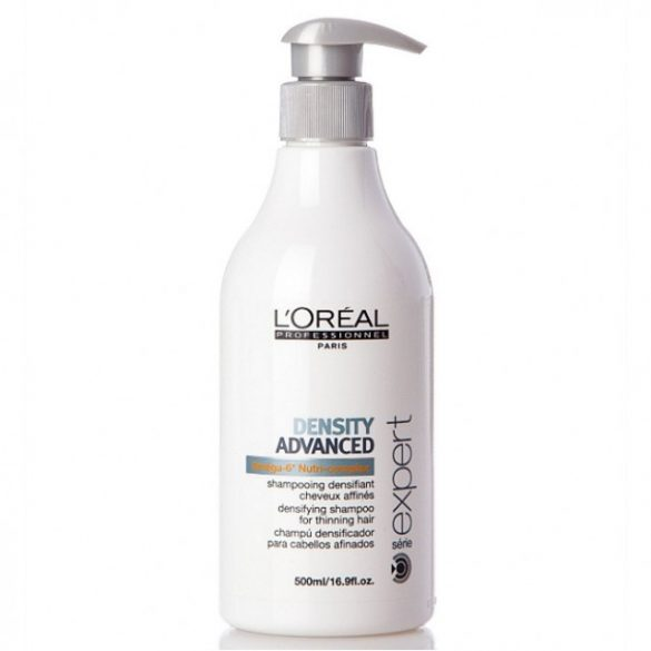 L'Oréal Série Expert Density Advanced hajnövekedést serkentő sampon 500 ml