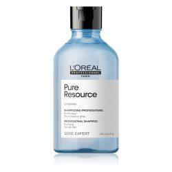 L'Oréal Série Expert Pure Resource sampon zsíros hajra 300 ml
