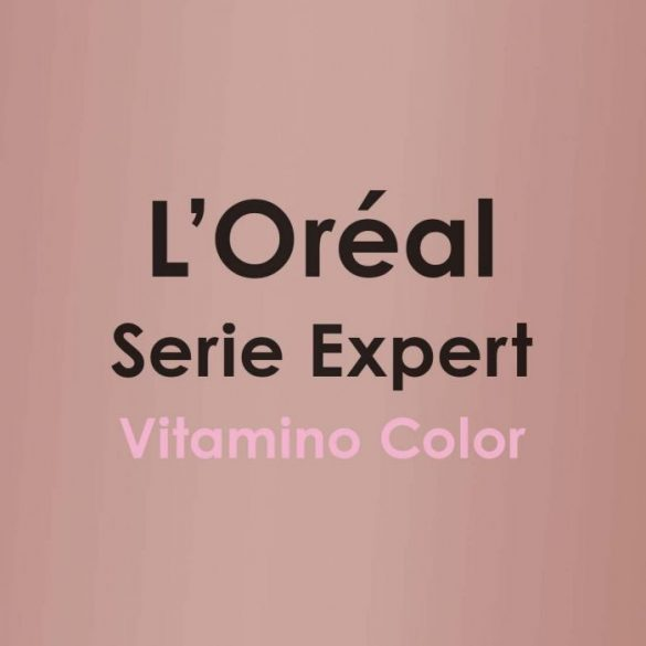 L'Oréal Série Expert Vitamino Color sampon festett hajra 500 ml
