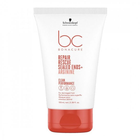 Schwarzkopf Bonacure Peptide Repair Rescue Sealed Ends hajvégápoló emulzió 75 ml
