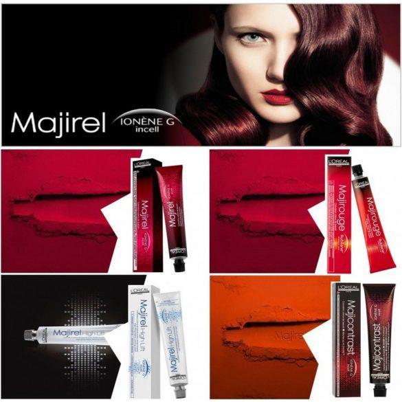 L'Oréal MAJIREL hajfesték 50 ml