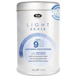 Lisap Light Scale up to 9 szőkítőpor 500 g