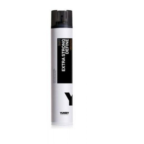 Yunsey Extra Strong Define extra erős hajlakk 75 ml