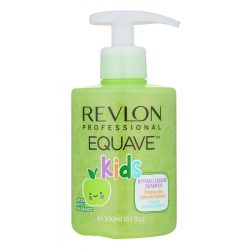 REVLON Equave Kids 2in1 Hypoallergén sampon gyermekeknek  Apple 300 ml