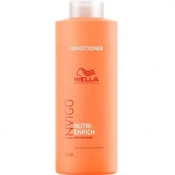 Wella Invigo Nutri-Enrich Conditioner mélytápláló kondicionáló 200 ml