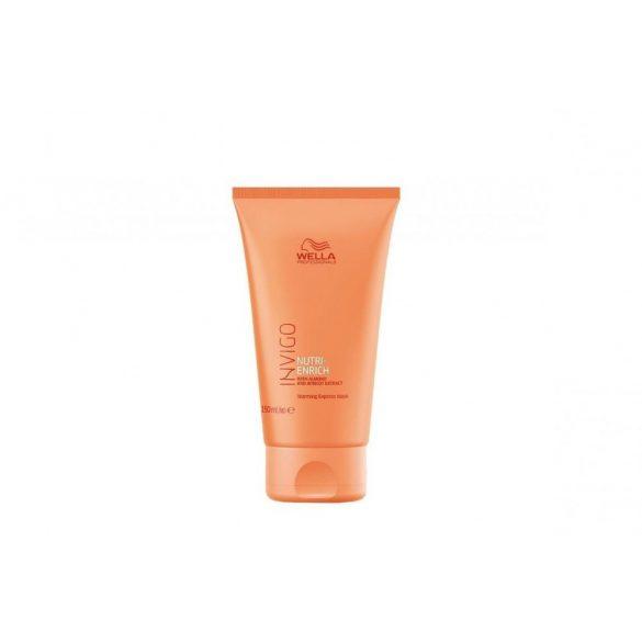 Wella Invigo Nutri-Enrich Warming Express Mask 150 ml