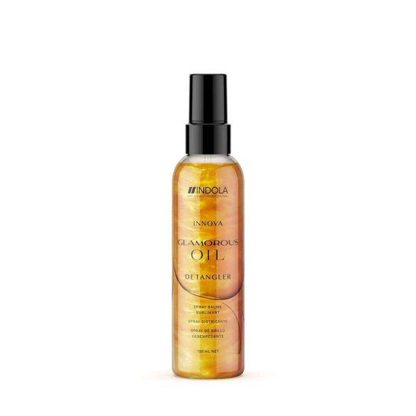 Indola Glamorous Oil Detangler Olaj Spray 150ml