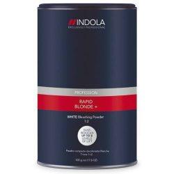 Indola Rapid Blond Fehér porzásmentes szőkítőpor 450 g