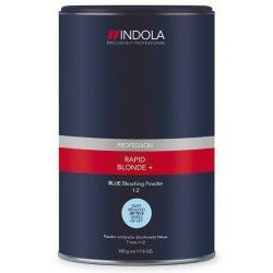 Indola Rapid Blond Kék porzásmentes szőkítőpor 450 g
