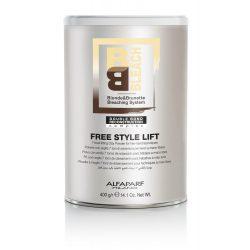 Alfaparf BB Bleach Szőkítőpor Free Style Lift 400g
