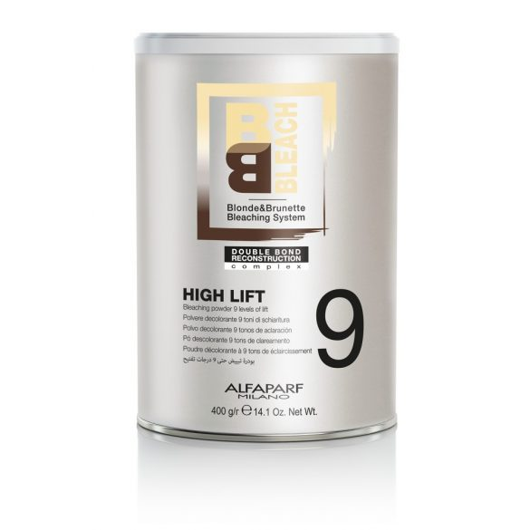 ALFAPARF BB BLEACH SZŐKÍTŐPOR HIGH LIFT 9. 400g