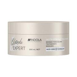 Indola Blond Addict Treatment pakolás minden szőke hajtípusra 200 ml