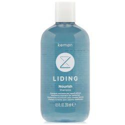 Kemon Liding Nourish tápláló sampon száraz hajra 200 ml