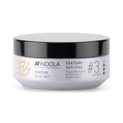 Indola Soft Clay Agyagos hajformázó 85 ml