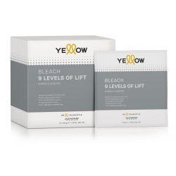 Yellow Bleach 9 árnyalatig világosító szőkítőpor 50g