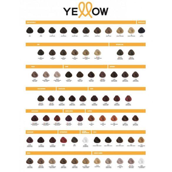 Yellow Color hajfesték 100ml