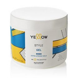 Yellow Style Fixing Gel 500ml