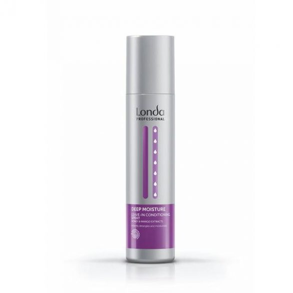 Londa Deep Moisture Leave-In mélyhidratáló kondicionáló spray 250 ml