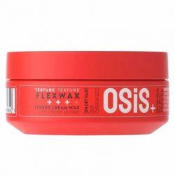 Schwarzkopf Osis Flexwax krém wax ultra erős tartás 85 ml