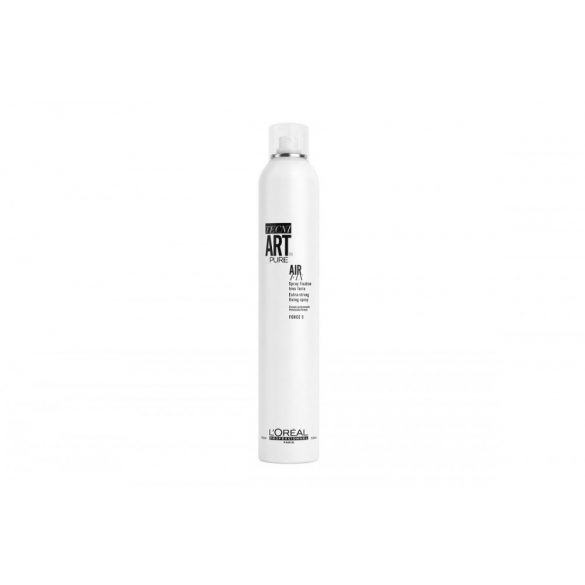L'oréal TECNI.ART Air Fix Pure hajlakk 400ml