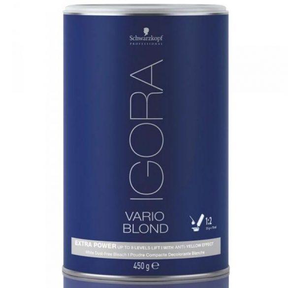 Schwarzkopf Igora Vario Blond Super Plus szőkítőpor 450 g
