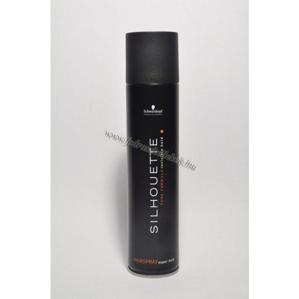 Schwarzkopf Silhouette hajlakk szupererős tartás 300 ml