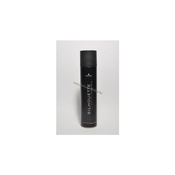 Schwarzkopf Silhouette hajlakk szupererős tartás 750 ml