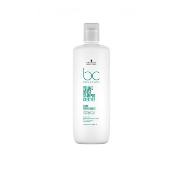 Schwarzkopf Bonacure Collagen Volume Boost Micellar volumennövelő sampon 1000 ml