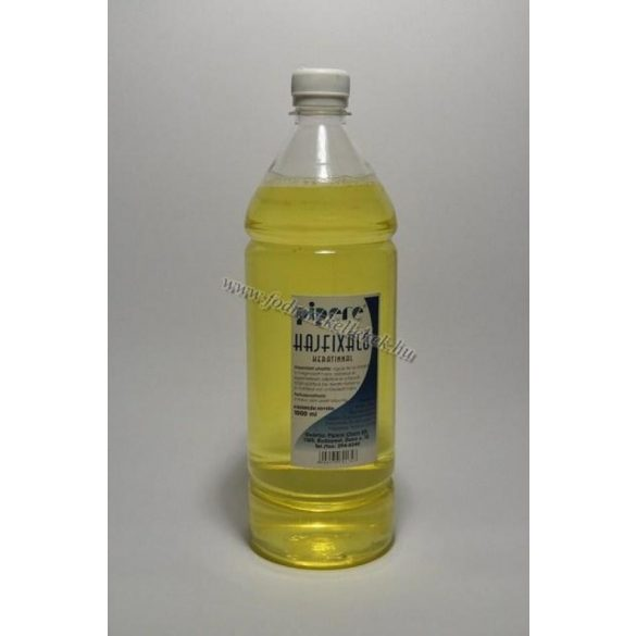 Stella Pipere hajfixáló sárga keratinnal 500 ml