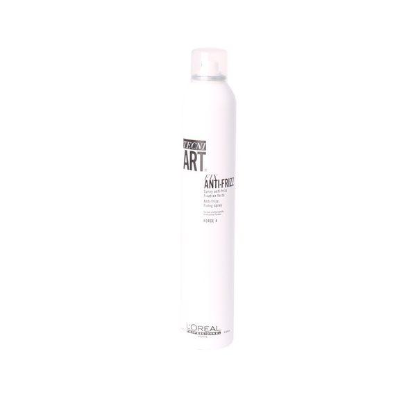L'Oréal TECNI.ART Fix Anti-frizz hajlakk párataszító 400 ml
