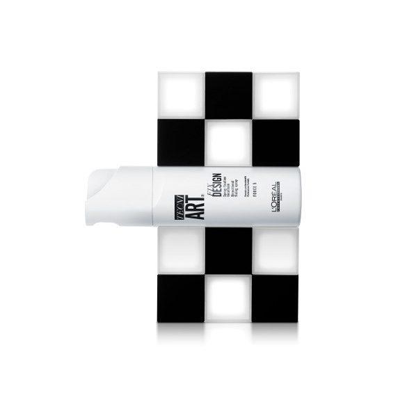 L'Oréal TECNI.ART Fix Design pumpás hajlakk helyi rögzítéshez 200 ml