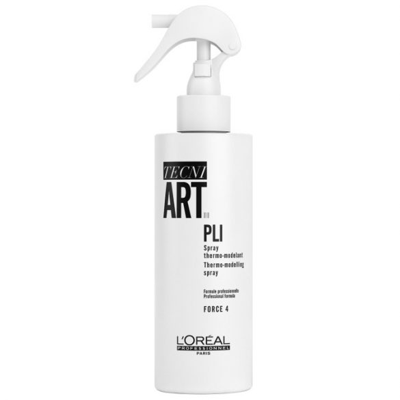 L'Oréal TECNI.ART Pli hőre fixáló spray 195 ml