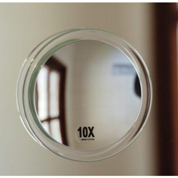 Tükör 10x nagyítós őntapadós 41030