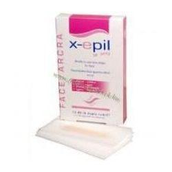 X-Epil gyanta csík arcra 12db XE9201
