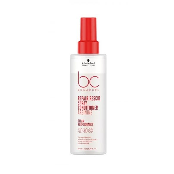 Schwarzkopf Bonacure Peptide Repair Rescue balzsam spray intenzív regeneráló 200 ml