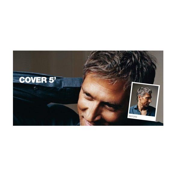 L'Oréal Homme Cover 5' hajszínező zselé férfiaknak az ősz szálak eltompításáért 3x50 ml