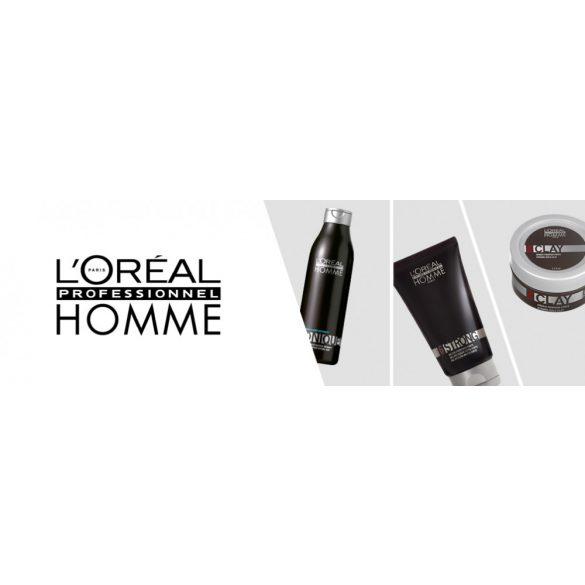 L'Oréal Homme Clay wax, extra tartású, matt hatású paszta 50 ml