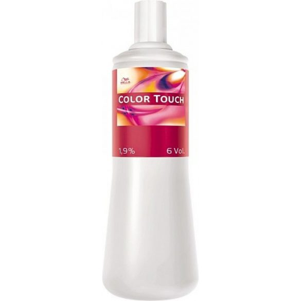 Wella Color Touch Emulsion 1,9% 1000 ml