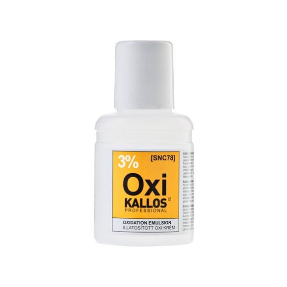 Kallos oxigenta 3% 60 ml