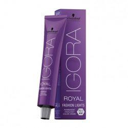 Schwarzkopf Igora Royal Fashion Lights krémhajfesték melírozáshoz 60 ml