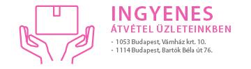 személyes átvétel budapest