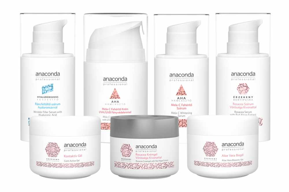 anaconda termékek kozmetikum
